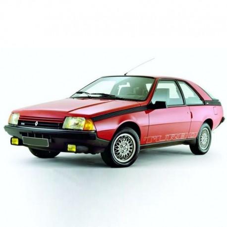 Renault Fuego & Renault 18 - Manual de Taller - Service Manual - Manuel Reparation