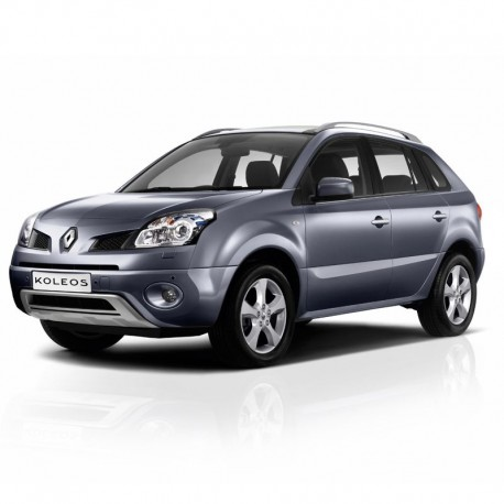 Renault Koleos I (2007-2017) - Manual de Taller - Service Manual - Manuel Reparation