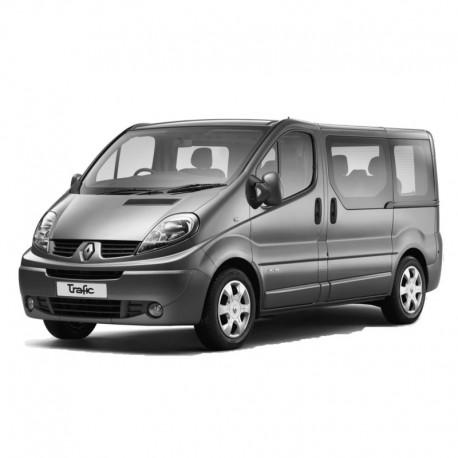 Renault Trafic II - Opel Vivaro - Nissan Primastar (2001-2014) - Manual de Taller - Service Manual - Manuel Reparation