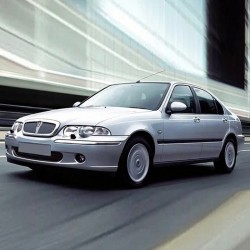 Rover 45 - Service Manual - Wiring Diagram - Owners Manual