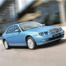 Rover 75 and Tourer - Service Manual - Wiring Diagram - Owners Manual