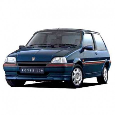 Rover 100 - Service Manual - Wiring Diagram - Owners Manual