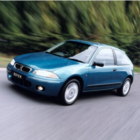 Rover 200 - Service Manual - Wiring Diagram - Owners Manual