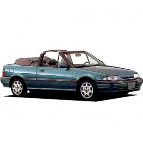 Rover 200 - 400  (Cabriolet - Coupe - Tourer) - Service Manual - Wiring Diagram - Owners Manual