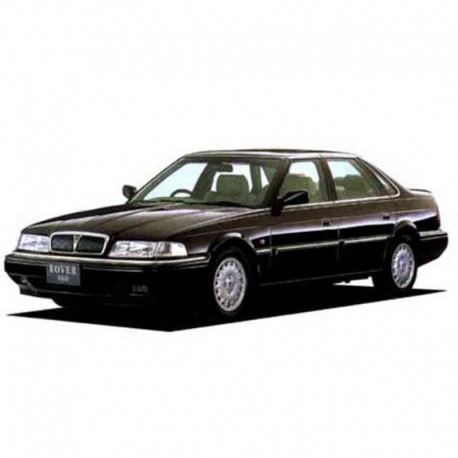 Rover 800 - Service Manual - Wiring Diagram - Owners Manual