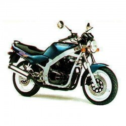 Suzuki GS500E - Service Manual - Manual de Taller - Reparaturanleitung
