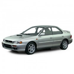 Subaru Impreza (1992-2000) - Service Manual - Wiring Diagram