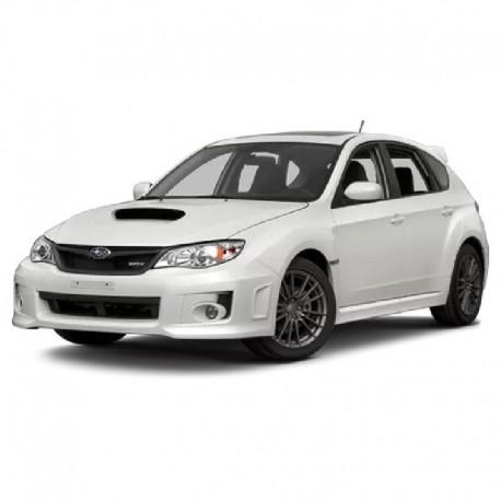 Subaru Impreza (2012-2013) - Service Manual - Wiring Diagram