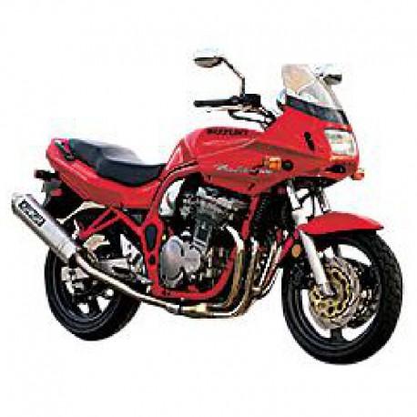 Suzuki GSF600 and GSF600S Bandit (1995-2002) - Service Manual / Repair Manual