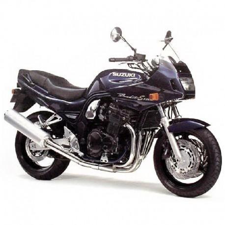 Suzuki GSF1200 - Service Manual / Repair Manual