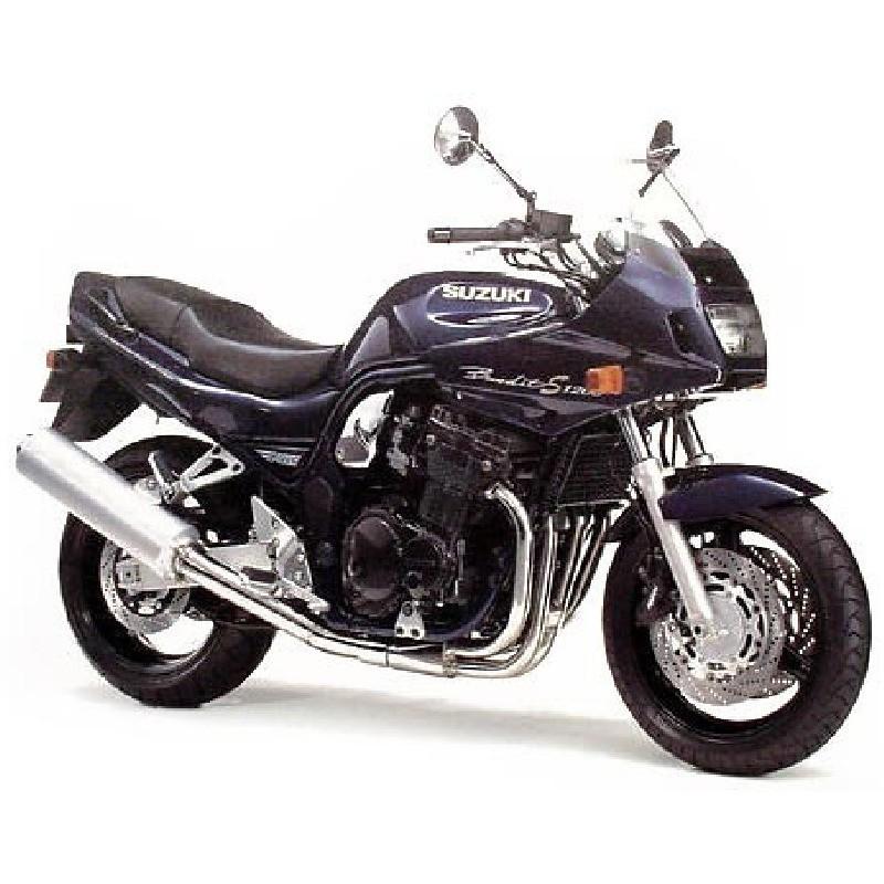 Suzuki Gsf1200   Repair Manual