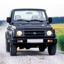 Suzuki Samurai - Service Manual / Repair Manual