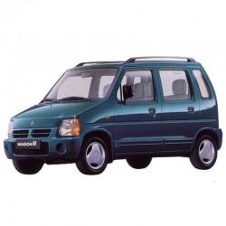Suzuki Wagon R (SR410-SR412) - Service Manual - Manual de Taller - Manuel de Reparation - Reparaturanleitung