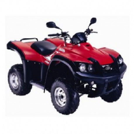 TGB Quad - Atv (250, 325, 425) - Service Manual - Parts Manual