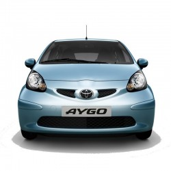 Toyota Aygo - Service Manual - Wiring Diagrams