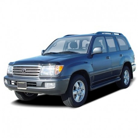 Toyota Land Cruiser - Owners Manual - User Manual