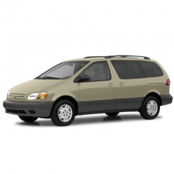 Toyota Sienna (1998-2003) - Service Manual / Repair Manual