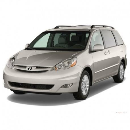 Toyota Sienna (2004-2007) Service Manual / Repair Manual