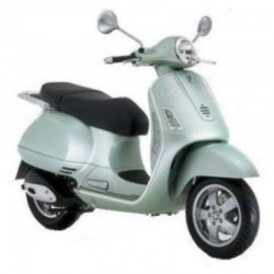 Vespa GT 125-200 - Service Manual - Wiring Diagram - Parts Manual