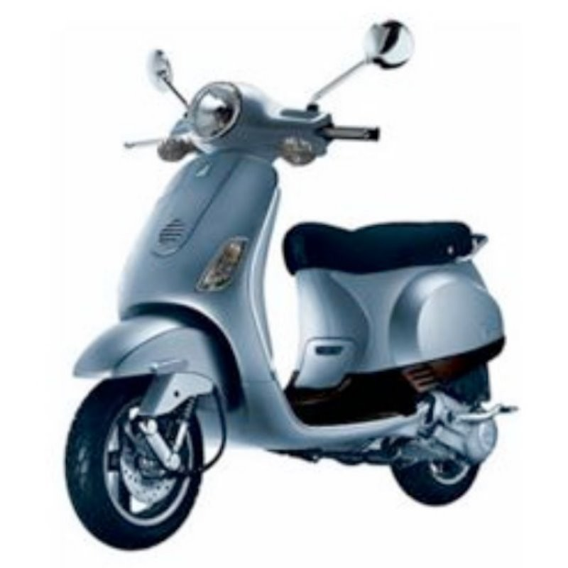 Vespa Lx 50 - Service Manual - Wiring Diagram
