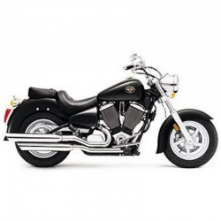 Victory Classic Cruiser (2002-2004) - Service Manual - Wiring Diagram