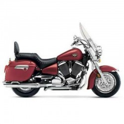 Victory Touring Cruiser (2002-2004) - Service Manual - Wiring Diagram
