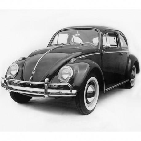 Volkswagen Beetle 1200, 1300, 1302 - Etude Technique Automobile / Manuel de Reparation