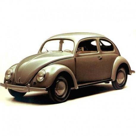 Volkswagen Beetle 1939 Bedienungsanleitung