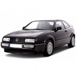 Volkswagen Corrado (1990-1994) - Service Manual - Wiring Diagram