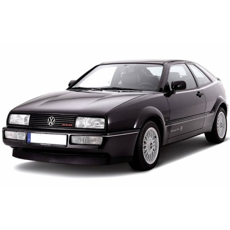 Volkswagen Corrado  1990-1994  - Service Manual