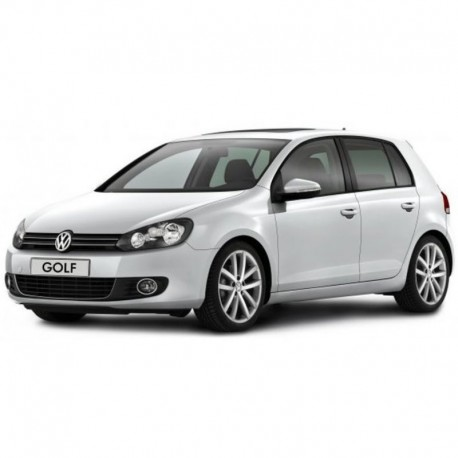 Volkswagen Golf 6 - Service Manual - Wiring Diagram