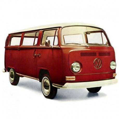 Volkswagen Transporter T2 Instruction Manual