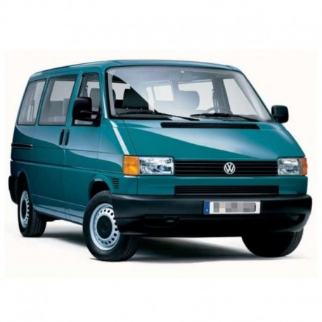 Volkswagen Transporter T4 - Service Manual / Repair Manual