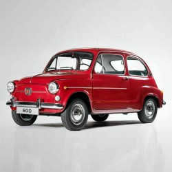 Seat 600 Manual de Reparacion y Despiece