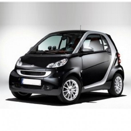 Smart Fortwo - Service Manual - Wiring Diagram