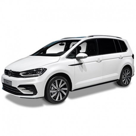 Volkswagen Touran (2016) - Service Manual - Wiring Diagram