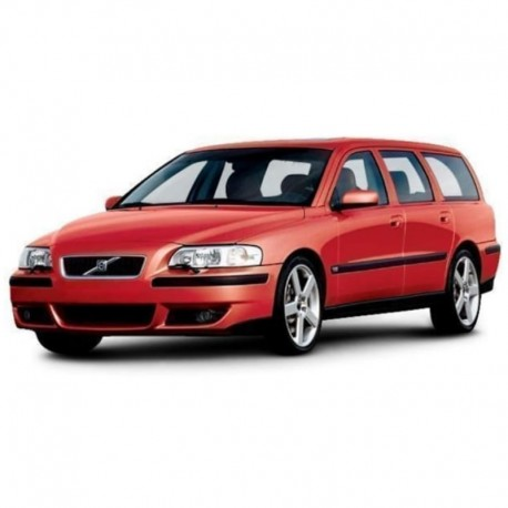 Volvo V70, XC70, V70R, XC90, (2004-2005) - Wiring Diagrams - Electric Manual