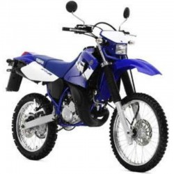 Yamaha DT125 - Service Manual / Repair Manual