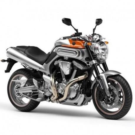 Yamaha MT-01 - Service Manual - Manual de Taller - Manuel de Reparation - Manuale di Officina - Reparaturanleitung