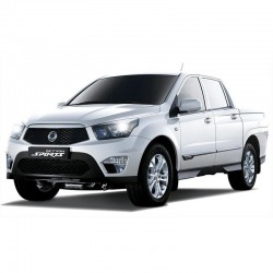 Ssangyong Actyon Sports - Service Manual - Wiring Diagram