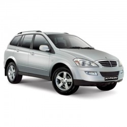Ssangyong Kyron (2005-2015) - Service Manual - Wiring Diagram - Owners Manual