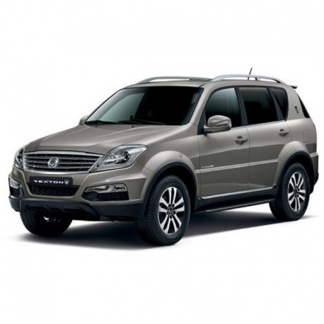 Ssangyong Rexton - Service Manual - Wiring Diagram - Owners Manual