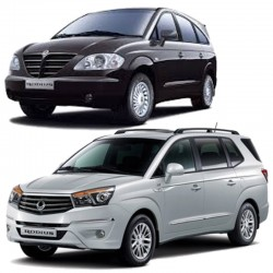 Ssangyong Rodius All Models (2004-2014) - Service Manual - Wiring Diagram