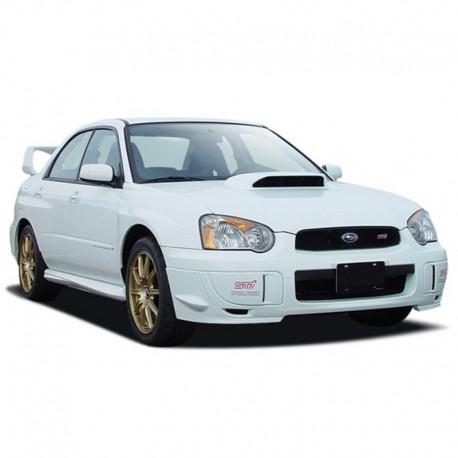 Subaru Impreza WRX STI (2004) - Service Manual / Repair Manual