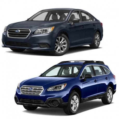 Subaru Legacy & Outback (2015-2017) - Service Manual / Repair Manual