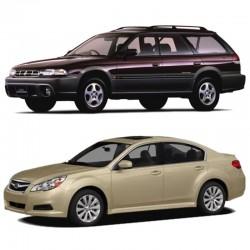 Subaru Legacy All Models (1995-2010) - Service Manual - Wiring Diagram