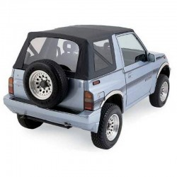 Suzuki Vitara - Sidekick (All Models 1988-1998) - Service Manual - Manual de Taller