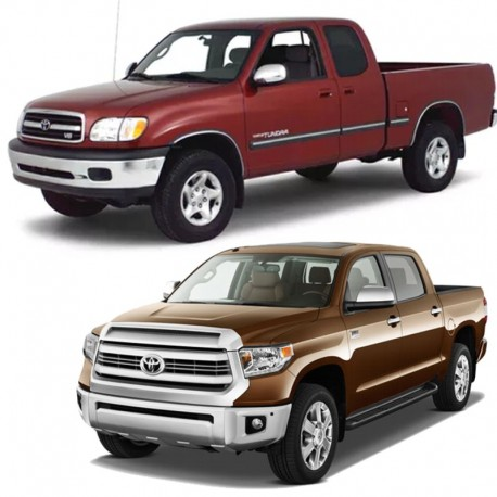 Toyota Tundra All Models (2000-2016) - Service Manual - Wiring Diagram