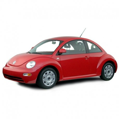 Volkswagen New Beetle (1998-2010) - Service Manual - Wiring Diagram