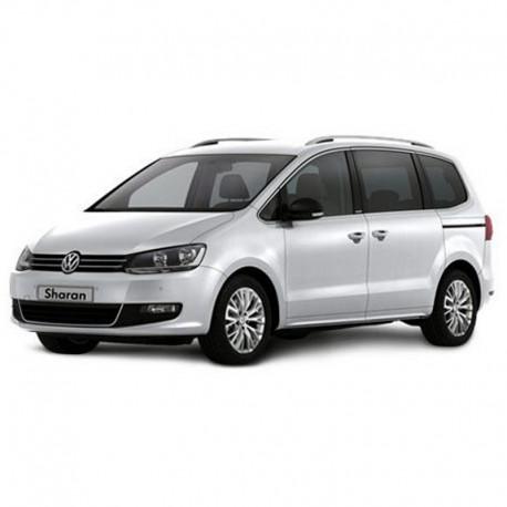 Volkswagen Sharan (2011-2016) - Service Manual - Wiring Diagram